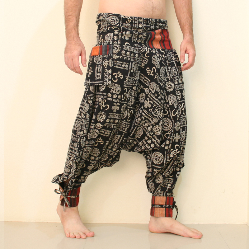 baggy tight ankles harem pants men esiam centers blog